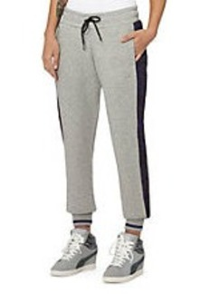 Cuffed Sweatpants (Relaxed Fit)