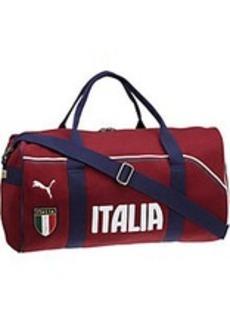FIGC Italia Barrel Duffel Bag