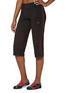 Fitness Flare Bottom Capris (Regular Fit)