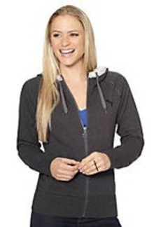French Terry Full Zip-Up Hoodie