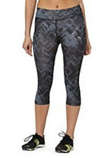 Gym Color Me Up 3/4 Tights (Tight Fit)
