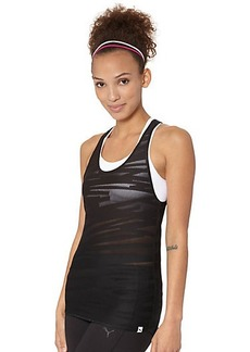 Mesh It Up Layer Tank Top