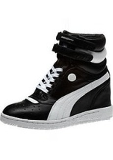 Mihara MY-66 Women's Wedge Sneakers