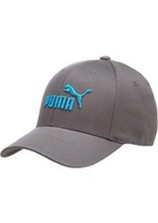 No. 1 Logo Embroidered Fitted Cap