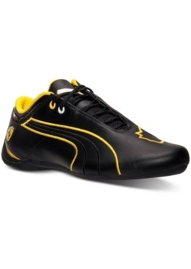 Puma Puma Men S Future Cat M1 Sf Ferrari Casual Sneakers