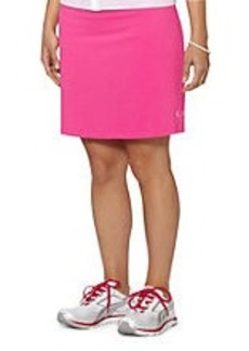Solid Knit Golf Skirt