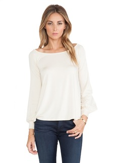 Rachel Pally Dolce Top in Cream