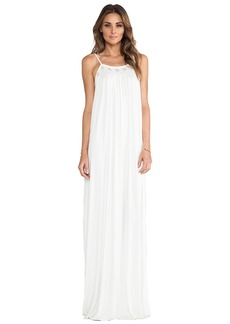 Rachel Pally Embroidered Long Dress