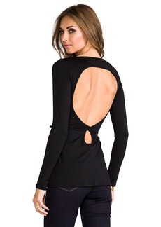 Rachel Pally Icon Top in Black