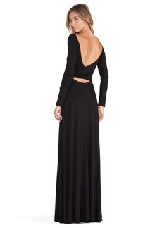 Rachel Pally LeiLei Dress in Black