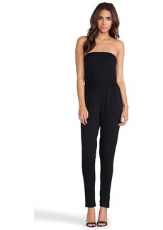 Rachel Pally Lennon Jumpsuit in Black