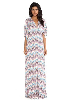 Rachel Pally Long Caftan Dress in White