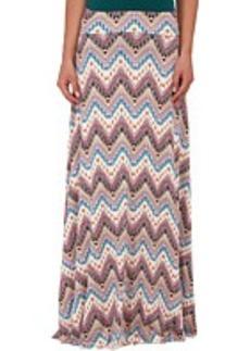 Rachel Pally Long Full Print Skirt
