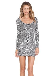 Rachel Pally Long Sleeve Mini Dress
