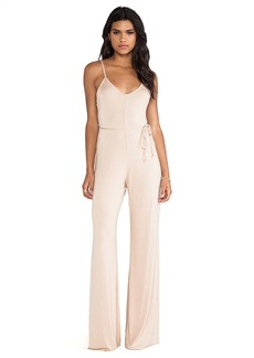 Rachel Pally Mandana Jumpsuit in Beige