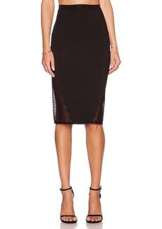 Rachel Pally Mesh Sheldon Skirt