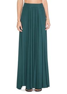 Rachel Pally Rib Seam Maxi Skirt
