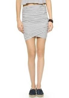 Rachel Pally Ribbed Brooks Skirt