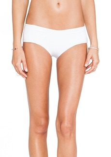 Rachel Pally Roatan Bikini Bottom in White