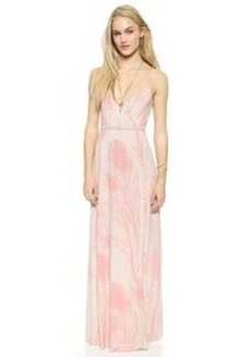Rachel Pally Spaghetti Wrap Dress