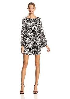Rachel Pally Women's Lark Bishop-Sleeve Dress