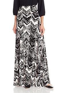 Rachel Pally Women's Long Printed Full Skirt