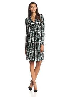 Rachel Pally Women's Long-Sleeve Caftan Dress