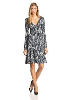 Rachel Pally Women's Long-Sleeve Wrap Dress