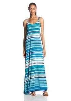 Rachel Pally Women's Murphy Criss Cross Back Maxi Dress
