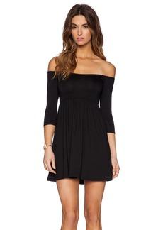 Rachel Pally x REVOLVE Off The Shoulder Empire Dress