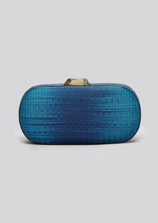 Rafe New York Clutch - Mary Alice Buntal Oblong Box
