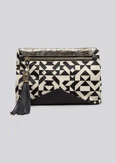 Rafe New York Crossbody - Eva Geo Haircalf Clutch