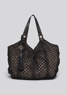 Rafe New York Tote - Steffanie Macrame Carryall