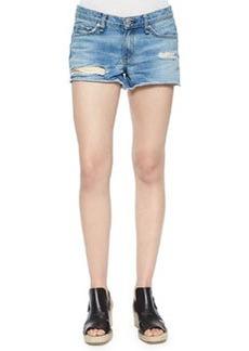 rag & bone/JEAN Bigbee Cutoff Denim Shorts