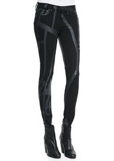 Black Robot The Legging Jeans   Black Robot The Legging Jeans