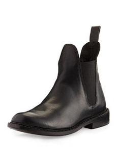 Dartford Leather Chelsea Boot, Black   Dartford Leather Chelsea Boot, Black