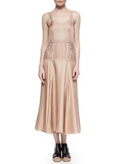 Jade Sleeveless Drop-Waist Dress   Jade Sleeveless Drop-Waist Dress