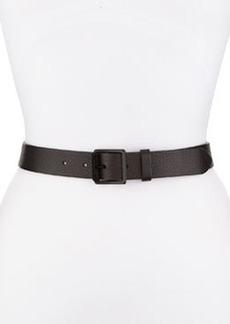 Leather Textured-Roller Hip Belt   Leather Textured-Roller Hip Belt