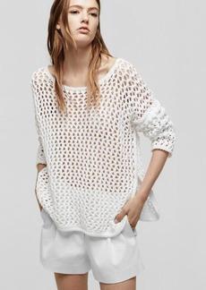 Malory side split pullover