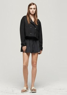Marshall cropped trench