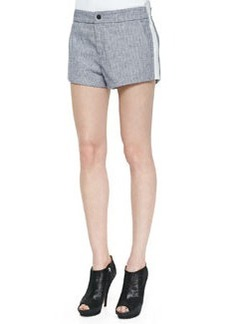 Nesi Side-Stripe Shorts   Nesi Side-Stripe Shorts