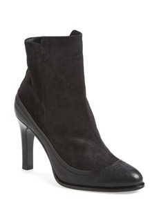 rag & bone 'Albion' Leather & Suede Bootie (Women)