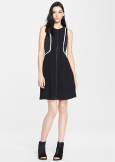 rag & bone 'Andrea' Front Zip Dress
