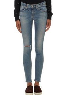 Rag & Bone Bright White Skinny Jeans