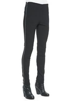 Rag & Bone Chatel Skinny Side-Zip Pants