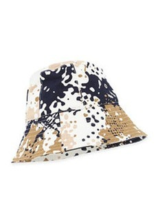 Rag & Bone Clara Camo Bucket Hat