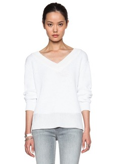 "rag & bone <div class=""product_name"">Katia V-Neck Sweater</div>"