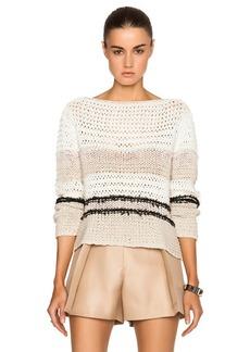 "rag & bone <div class=""product_name"">Lulu Boatneck Sweater</div>"