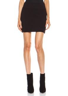 "rag & bone <div class=""product_name"">Sloane Poly-Blend Skirt</div>"