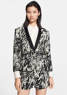 rag & bone 'Harper' Jacquard Tuxedo Jacket